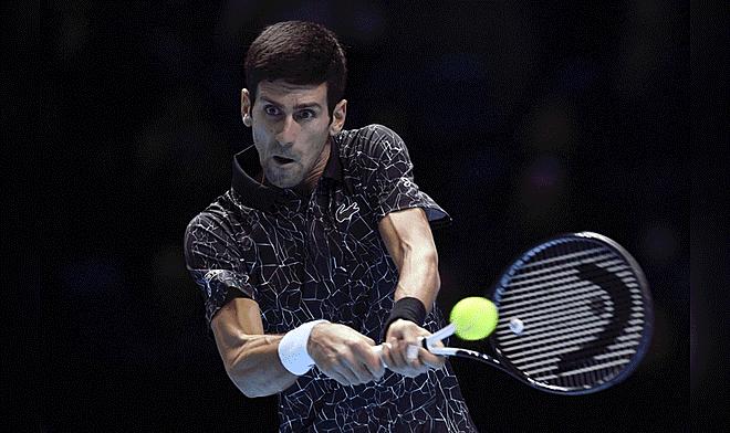 Djokovic busca ser el gran maestro en Londres