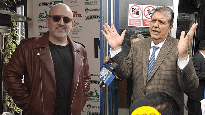 Beto Ortiz no se pronuncia sobre pedido de asilo de Alan García, pero retuitea jocoso mensaje [VIDEOS]