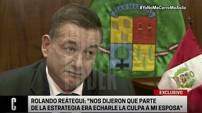 Rolando Reátegui: