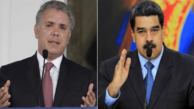 Régimen de Nicolás Maduro acusa a Colombia: