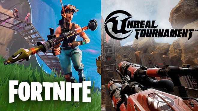 fortnite lets epic games forget the unreal tournament and does not develop it further unreal engine battle royale video games - fortnite engine