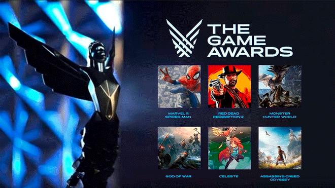 The Game Awards 2018 En Vivo Ganadores Y Nominados Al Mejor Juego