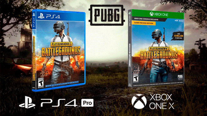Pubg En Ps4 Asi Se Ve Playerunknown S Battleground En Ps4 Pro