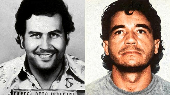 Carlos Ossa Escobar Detail: Pablo Escobar: La Vez Que 'El Patrón' Traicionó Al