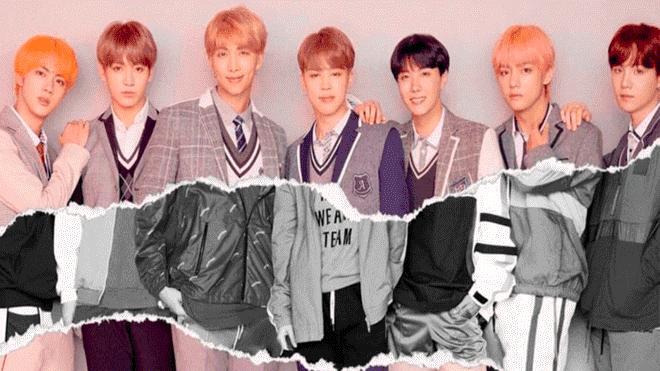 BTS pierde y nuevo grupo se convierten en los los 'Reyes del Kpop'