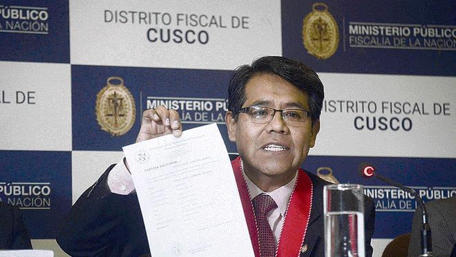 En Cusco piden que fiscales regionales participen en reforma del Ministerio Público