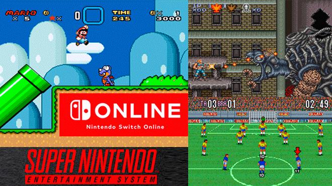 Nintendo Switch Estos Son Los Clasicos Juegos De Super Nintendo Que