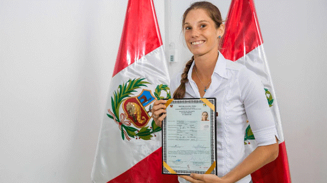Campeona Panamericana de Muay thai se nacionalizó peruana [FOTOS]