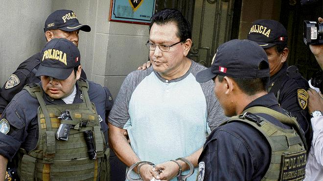 Resultado de imagen para Félix Moreno a punto de ser condenado por el caso Córpac