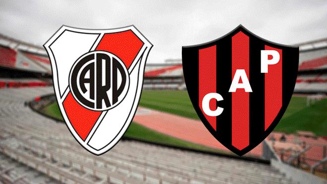 Resultado de imagen para River Plate vs Patronato