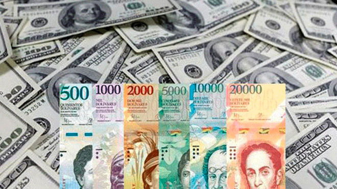 Price Of The Dollar Today And Observed Venezuela January 27 2019 Usd For Venezuelan Bolivarians World