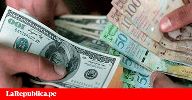Precio Dolar Monitor Y Dólar Today Hoy Venezuela 29 De Enero Del 2019 Bananex Usd A Bolívares Venezolanos Mundo Larepublica Pe
