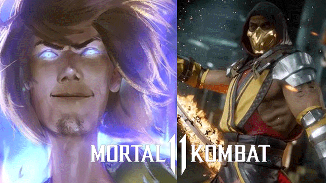Mortal Kombat 11: Are they filtering the look that Shaggy