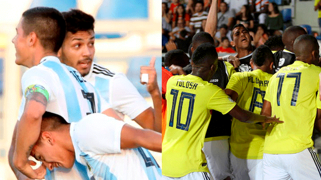 Colombia Sub 20 Hoy: Argentina Vs Colombia Sub 20 HOY EN VIVO ONLINE Vía CMD