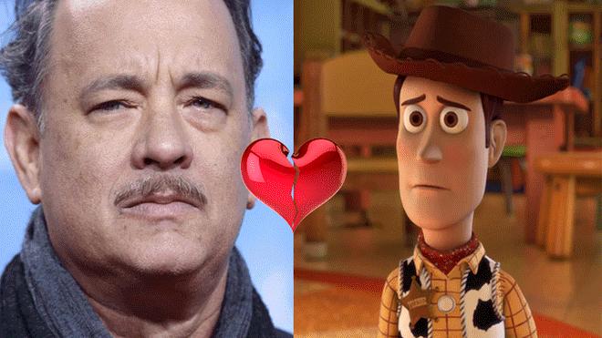 Toy Story 4  Woody y Tom Hanks se despiden en Instagram con tierno mensaje   8d007388f03