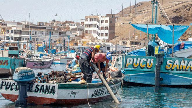30 embarcaciones artesanales y 60 buzos colaboraron con la limpieza del mar de Pucusana