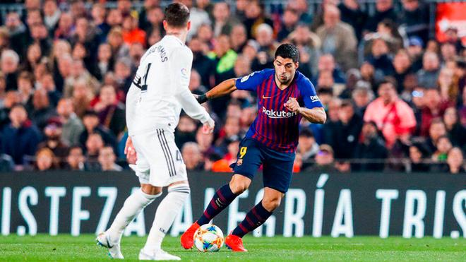 Barcelona vs Real Madrid  AZULGRANAS igualaron 1-1 ante merengues por las  semifinales de la Copa del Rey  5366c13745a