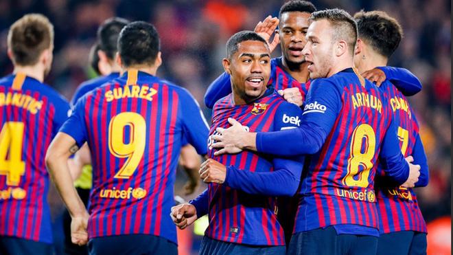 Barcelona 1-1 Real Madrid  Empate en el Camp Nou por Copa del Rey 2019  8329b35c116