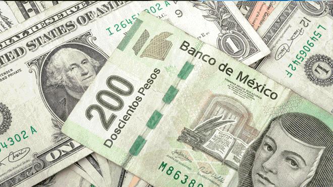 Precio Del Dólar A Pesos Mexicanos Mxn En México Hoy Viernes 8 De Febrero 2019 Tipo Cambio Banamex Sat Peso Mexicano Mundo Larepublica Pe