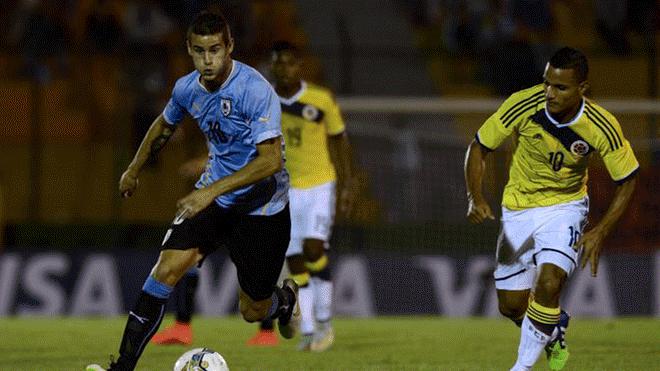 Colombia Vs Uruguay Sub 20: Colombia Vs Uruguay SUB 20 EN VIVO ONLINE Vía CMD Movistar