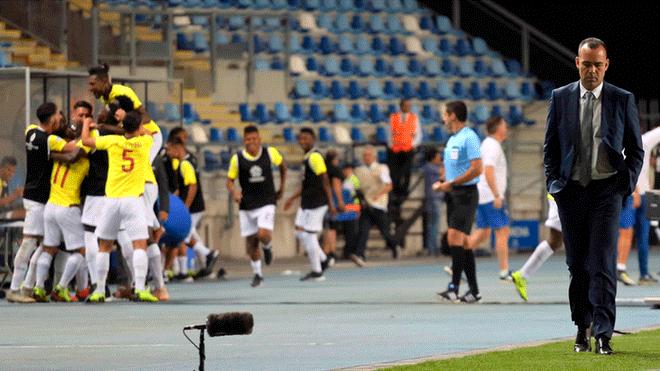 Venezuela Sub 20 Contra Ecuador Sub 20: Venezuela Vs Ecuador Sub 20: La Vinotinto Cayó Goleado 3-0