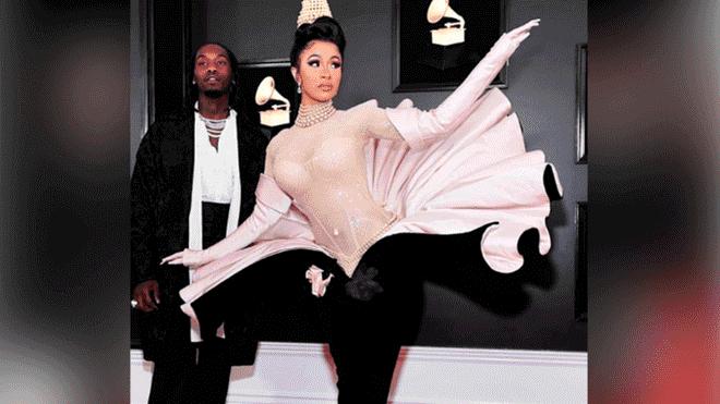 Grammy 2019: Los extravagantes looks de la alfombra roja