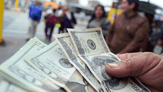 Argentina: Cotización del dólar hoy lunes 11 de febrero del 2019