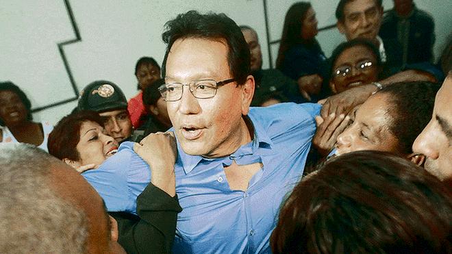 Félix Moreno a punto de ser condenado por el caso Córpac