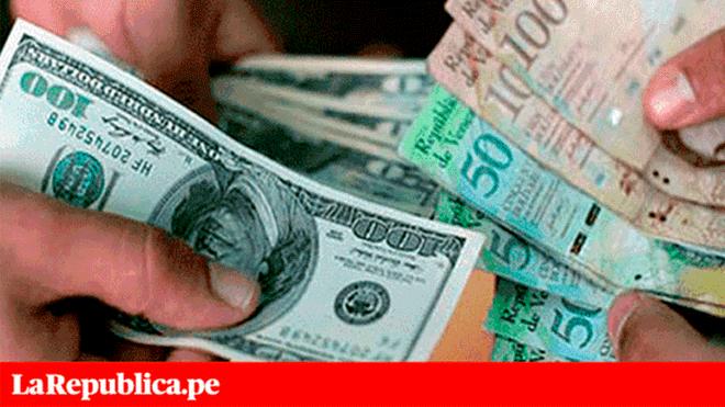 Venezuela: precio dólar hoy sábado 16 de febrero 2019, según Dolar Today