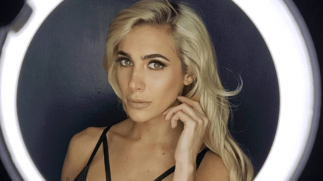 Poly Ávila: Chat de WhatsApp revela que modelo pidió consumir