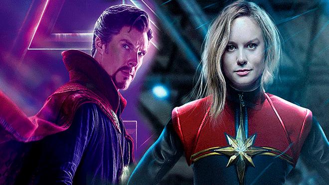 Escenas Post Creditos Capitana Marvel: Avengers 4: Capitana Marvel Escenas Post Crédito Incluirá