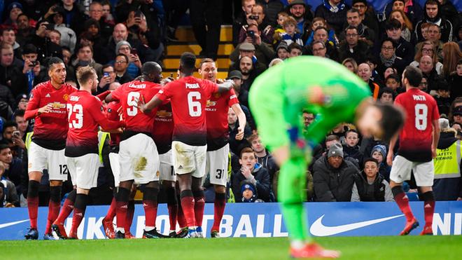 Image Result For Chelsea Vs Manchester United En Vivo Espn