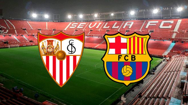 Resultado de imagen para Sevilla vs FC Barcelona