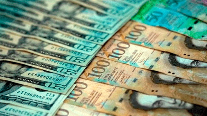 Price Of The Dollar Today And Monitor Venezuela February 28 2019 Usd To Venezuelan Bolivars World