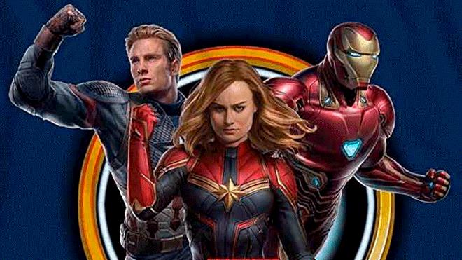 Escenas Post Creditos Capitana Marvel: Avengers Endgame: Paradero De Capitana Marvel Escenas Post