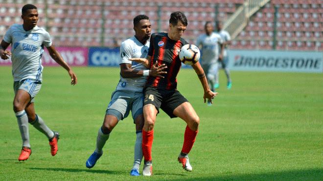 Emelec igualó 0-0 ante el Deportivo Lara por la Copa Libertadores 2019