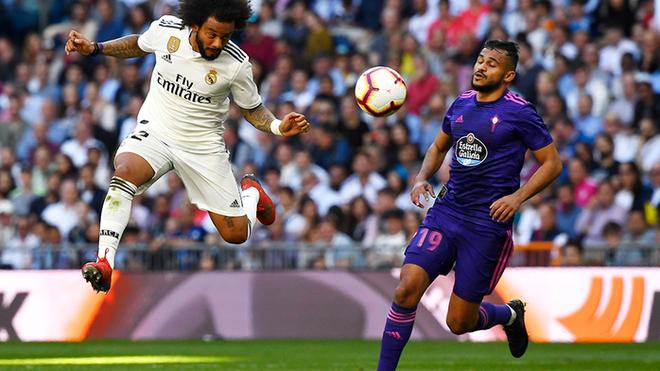 Celta Vigo Contra Real Madrid En Vivo