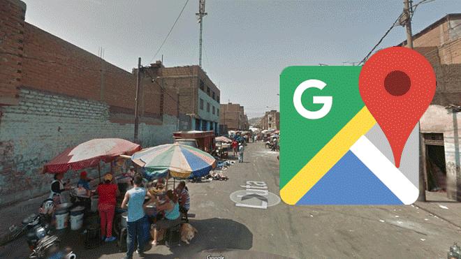 Google Maps revela bochornoso hecho protagonizado por joven en ...