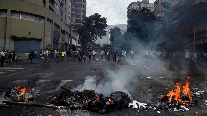 venezuela caos