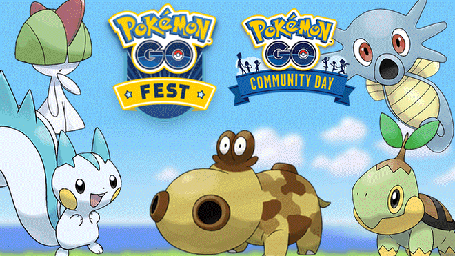 Pokémon GO: Date of Community Day and Other Events 2019 | Niantic