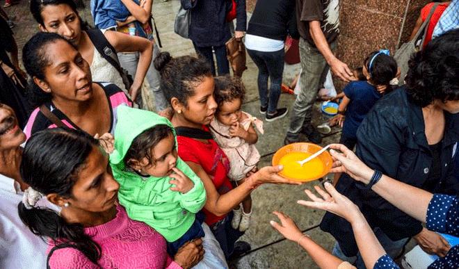 niños venezuela
