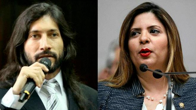 legisladores venezolanos