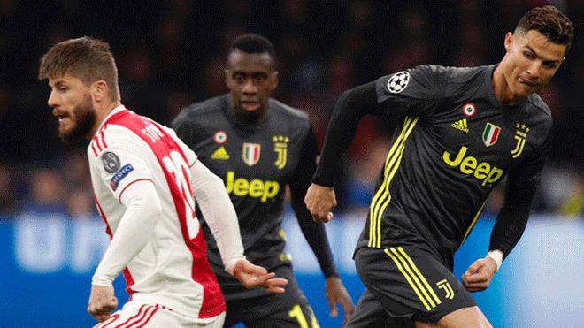 Resultado de imagen para Juventus vs Ajax