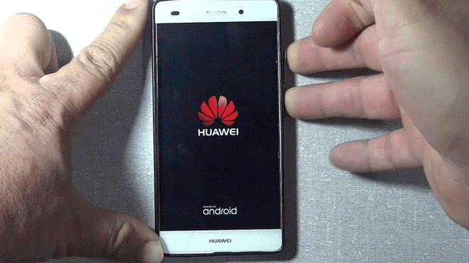Huawei: Learn how to restore your phone and reset your