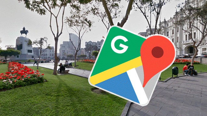 google maps no street view android