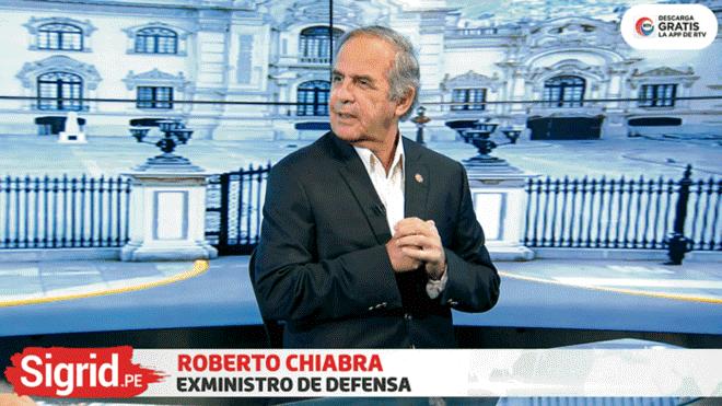 """Roberto Chiabra: """"Contratar más fiscales no es gasto. Es inversión"""""""