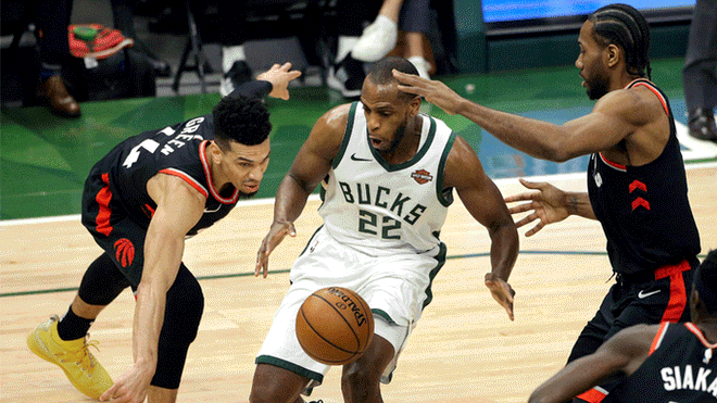raptors vs bucks - photo #33