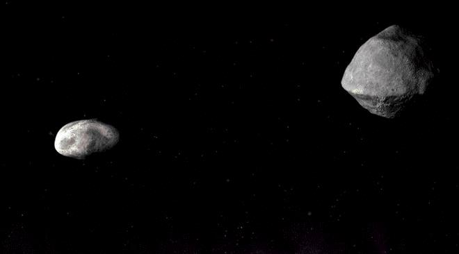 Asteroide descomunal con 'luna' propia se acerca a la Tierra este sábado