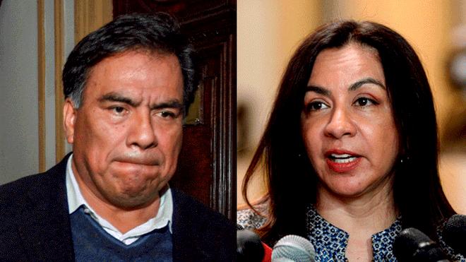 Congresistas Marisol Espinoza y Velásquez Quesquén favorecieron a Oviedo a cambio de dinero, según Fiscalía