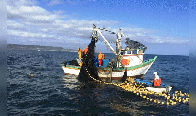 Invierten más de 3,4 millones de dólares en patrulleras marítimas para luchar contra pesca ilegal